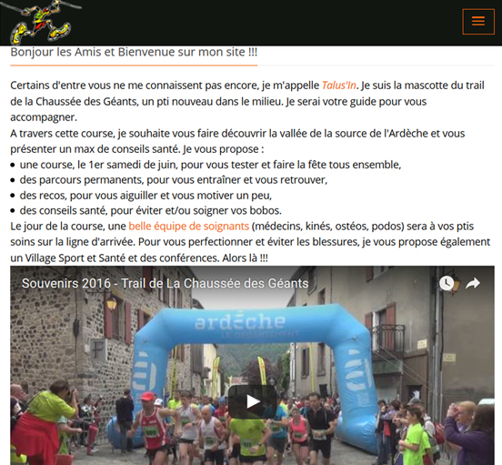 trail chaussee des geants